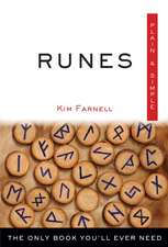 Runes:  The Only Book You'll Ever Need