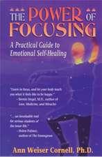 Power of Focusing:  A Workbook