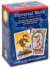 Universal Waite Pocket Tarot Cards