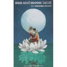 Sun and Moon Tarot [With Booklet]:  Loving Guidance from the Angels