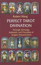 Perfect Divination Tarot Book