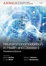 Neuroimunomodulation in Health and Disease II: Translational Science, Volume 1262