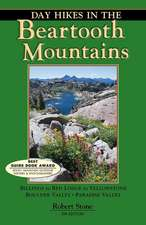 Day Hikes in the Beartooth Mountains