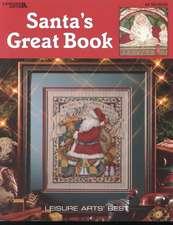 Santa's Great Book (Leisure Arts #2840)