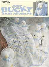 Just Ducky Baby Afghans