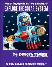 Explore the Solar System: Buster Bee's Adventures