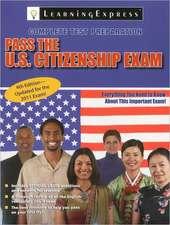 Pass the U.S. Citizenship Exam