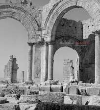 Legacy In Stone: Syria Before War