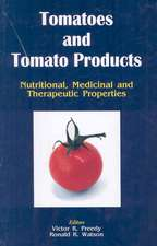 Tomatoes and Tomato Products: Nutritional, Medicinal and Therapeutic Properties