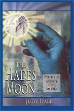 The Hades Moon:  Pluto in Aspect to the Moon
