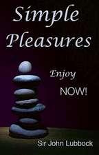 Simple Pleasures:  Tune Into Now!