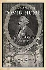 David Hume and Eighteenth–Century America