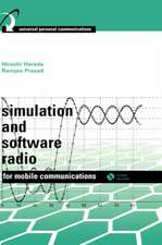 Simulation and Software Radio for Mobile Communications (Book ):  Post-Shannon Signal Architectures