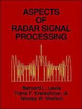 Aspects of Radar Signal Processing
