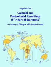 Colonial and Postcolonial Rewritings of Heart of Darkness:  A Century of Dialogue with Joseph Conrad