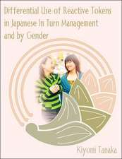 Differential Use of Reactive Tokens in Japanese in Turn Management and by Gender:  An Investigation of Western Academic Trinitarian Theology of the Late Twentieth