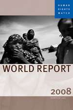 2008 Human Rights Watch World Report