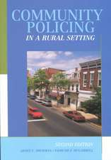 Community Policing in a Rural Setting