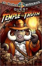 Quest for the Temple of Truth [With Compass]