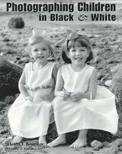 Photographing Children In Black & White