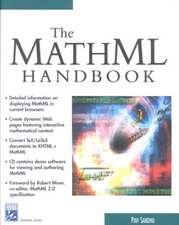 The MathML Handbook