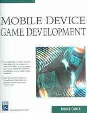 Crooks, C: Mobile Device Game Development