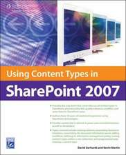 Using Content Types in SharePoint 2007