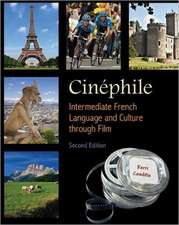 Cinphile: Intermediate French Language and Culture through Film