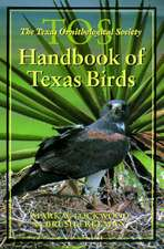 Lockwood, M:  The TOS Handbook of Texas Birds