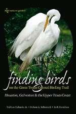 Finding Birds on the Great Texas Coastal Birding Trail:  Houston, Galveston, and the Upper Texas Coast