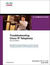 Troubleshooting Cisco IP Telephony