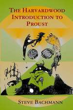 The Harvardwood Introduction to Proust:  My Sister's Cancer Battle