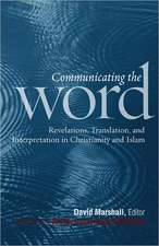 Communicating the Word