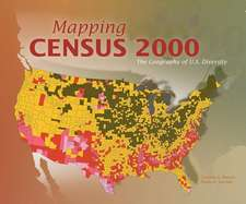 Mapping Census 2000: The Geography of U.S. Diversity