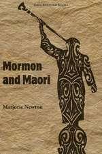 Mormon and Maori