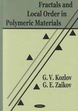 Fractals & Local Order in Polymeric Materials