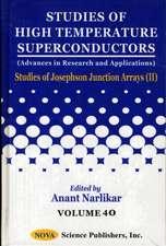 Studies of Josephson Junction
