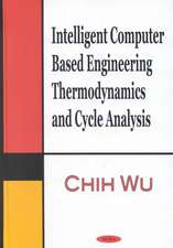 Intelligent Computer Based Engineering Thermodynamics & Cycle Analysis