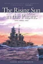 The Rising Sun in the Pacific, 1931-April 1942