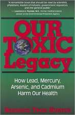 Our Toxic Legacy:  How Lead, Mercury, Arsenic, and Cadmium Harm Our Health