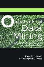 Organizational Data Mining