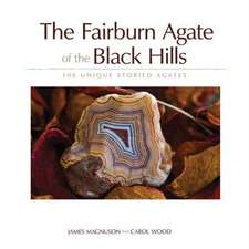 The Fairburn Agate of the Black Hills:  100 Unique Storied Agates