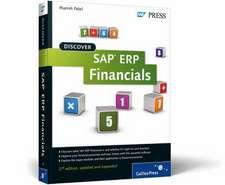 DISCOVER SAP ERP FINANCIALS RE