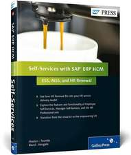 Self-Services with SAP ERP HCM