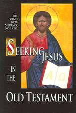 Seeking Jesus in the Old Testament:  Tips from a Master Homilist