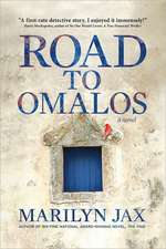 Road to Omalos