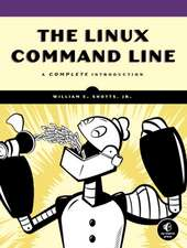 The Linux Command Line – A Complete Introduction