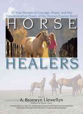 The Healing Touch of Horses:  True Stories of Courage, Hope, and the Transformative Power of the Human/Equine Bond