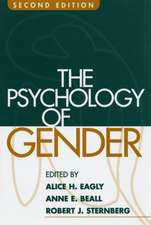 The Psychology of Gender