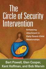 The Circle of Security Intervention